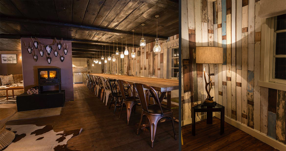 ABSOLUT ELYX HUNTING LODGE