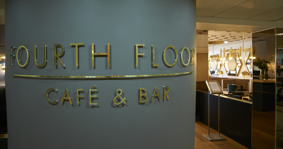 Harvey Nichols Fourth Floor Cafe and Bar