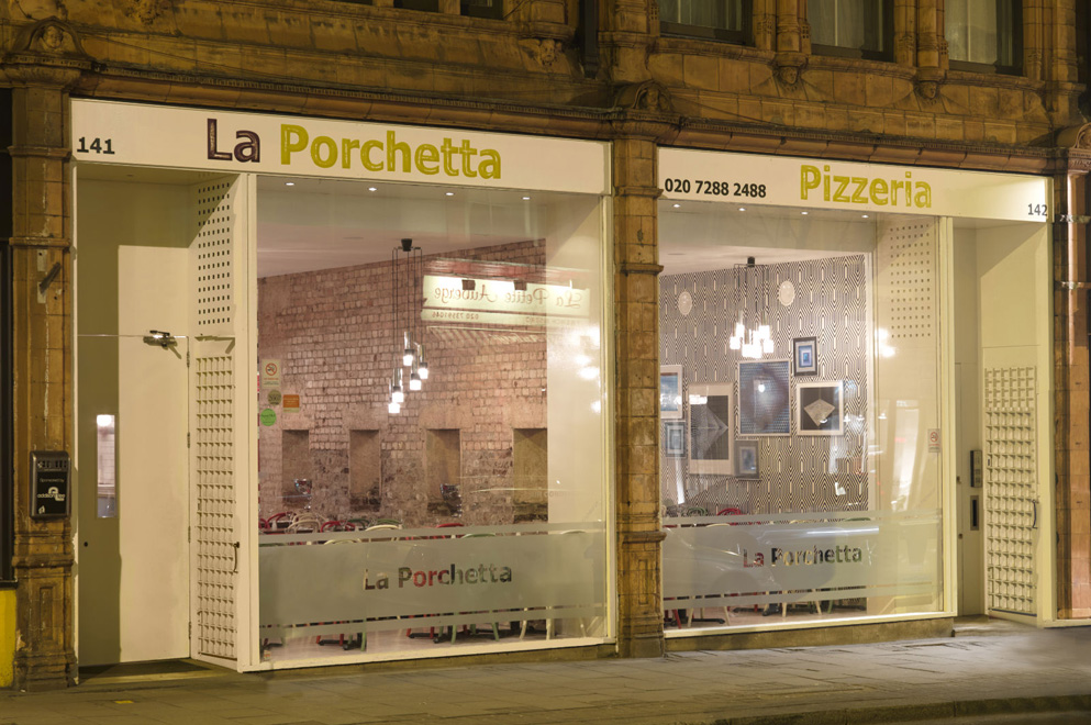 La Porchetta Islington
