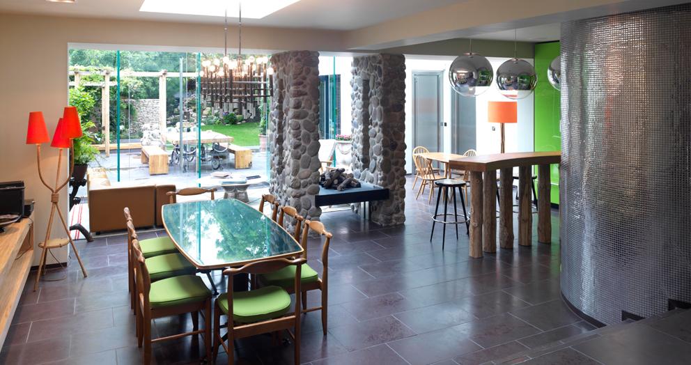 Private residence shaun clarkson id interior design for Interior design consultancy london