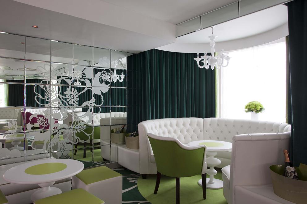 Perrier-Jouet Fifth Floor Bar